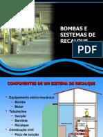 Bombas e Sistemas de Recalque