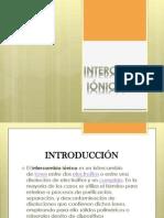 1 INTERCAMBIO IONICO