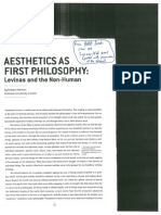 Graham Harman - aesthetics as first philosophy levinas & the non-human.pdf