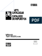 Manual de Taller - Yamaha Crux 2006