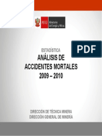 ACCIDENTES 2009-2010
