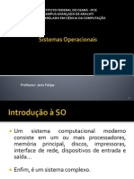 333323-Introducao a Sistemas Operacionais