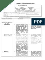 Formato de Informes Informedocx. Rocio Adriana