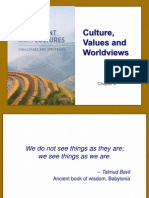 CCM Lecture Slides - Culture Values and Worldviews.ppt