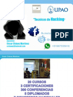 Tecnicas de Hacking
