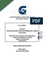 Cover & Isi Kandungan Folder PISMP.doc