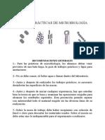 Practicas de Microbiologia