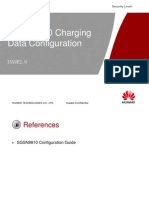 OWB091012(Slide)SGSN9810 V900R010C02 Charging Data Configuration-20101105-B-V2.0