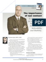 Plaintiff Magazine In the Trial Consultant's Seat-The Importance of Eye Contact.pdf