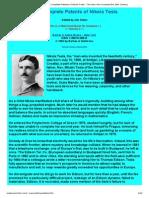 Nikola Tesla - The Complete Patents of Nikola Tesla - The Man who invented the 20th Century.pdf
