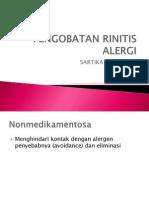 PENGOBATAN RINITIS ALERGI