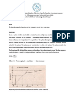 Experiment 1 _ Identification of System Transfer Function from step response.pdf
