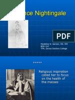Nightingale Theory