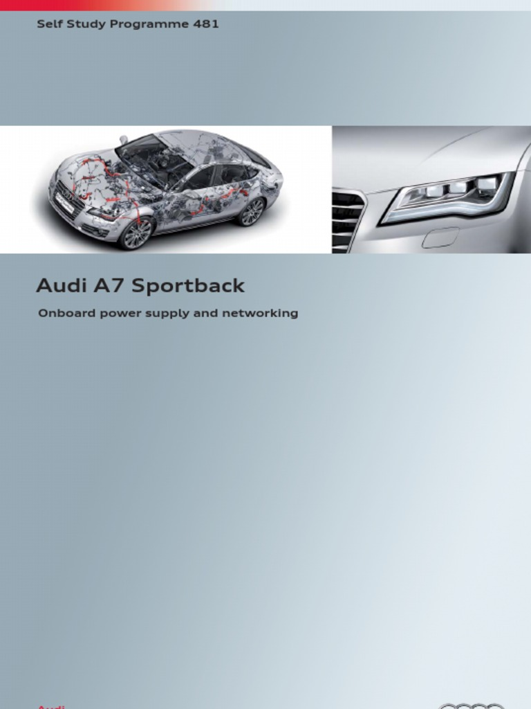496_SSP481_Audi A7 Onboard power supply and networking pdf