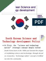 Development of Korean Technology