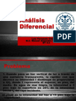 Analisis diferencial