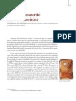 El Libro Manuscrito Entre Los Moriscos