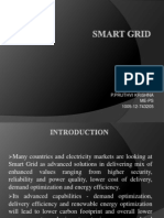 Design Consideration of Smart Grid