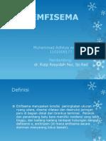 Radiologi Emfisema