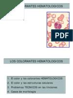 Colorantes-HEMATOLOGICOS