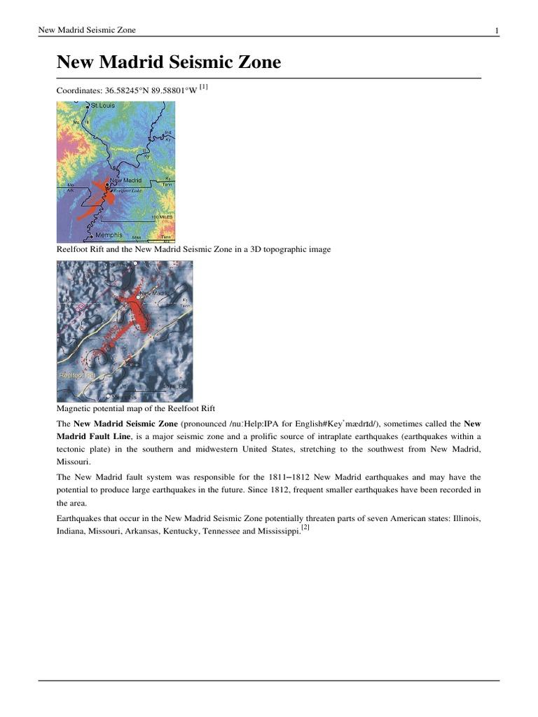 New madrid fault line predictions 2015 - New Madrid Fault Line Predictions 2015 37