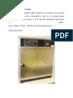 Drying Oven Memmert UP400