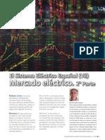 El Sistema Electrico Espanol Vii Mercado Electrico 2parte