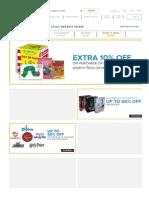 Books Coupons, Offers and Deals - Exclusive Flipkart Discount, Coupons & More - Flipkart Diwali Salee.pdf
