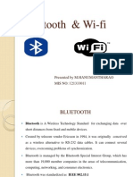 seminar on bluetooth and wifi.ppt