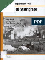 16.- El Sitio de Stalingrado - Stalingrado, Septiembre de 1942