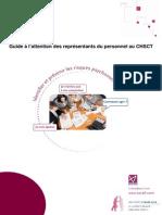 Guide CHSCT - SECAFI - Prevention Des RPS - Juillet2010