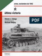 17.- Rommel última victoria - El paso de Kasserine, noviembre de 1942