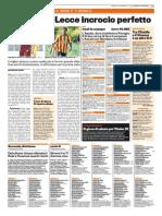 La Gazzetta dello Sport 10-11-2013 - Calcio Lega Pro