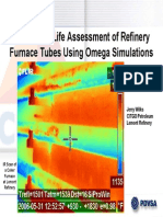 Remaining Life Assessment of Refinery