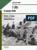 23.- El Día D II la Playa de Utah - Normandía, junio de 1944