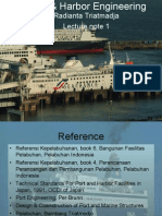 Port and Harbor Engineering 1