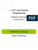 PORT and Harbor Engineering 3