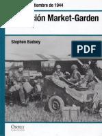 30.- Operación 'Market Garden' - Arnhem, septiembre de 1944