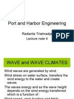 PORT and Harbor Engineering 4