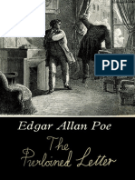 Edgar Allan Poe - The Purloined Letter