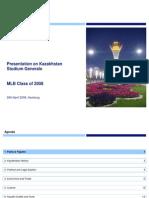 080421kazakhstanpresentationstudiumgenerale-12730758152985-phpapp02