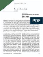 depression the predisposing influence of stress .pdf