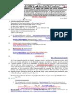 131110-Mr G. H. Schorel-Hlavka O.W.B. to Dr R Brittain LLB Executive Officer, LMNMI DIISR-Legal issues-etc.pdf