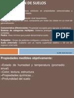Clasificacion de Suelos Soil Taxonomy
