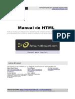 Manual HTML Actualizado