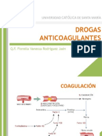 Drogas Anticoagulantes (2)