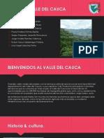Lengua Castellana. Valle Del Cauca
