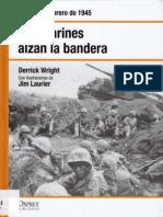 36.- Los Marines Alzan La Bandera en El Monte Suribachi - Iwo Jima