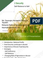 Brunei's Food Security.pdf