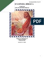 Enciclopedia Biblica III